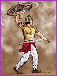 Abhimanyu Mahabharat