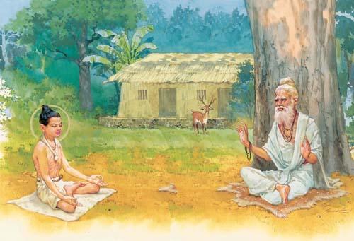 Belajar Yoga dari Gopal Yogi